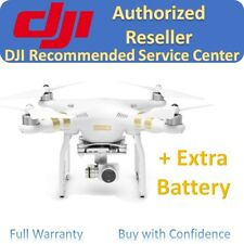 DJI Phantom 3 4K + Spare Battery Bundle