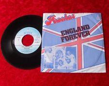 "Single 7"" Poacher - England forever"