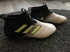 Adidas 17+ PURE CONTROL Firm Ground laceless  football boots Size 5