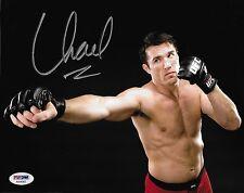 Chael Sonnen Signed 8x10 Photo PSA/DNA COA Picture Autograph UFC 159 148 117 136