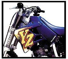 Yamaha YZ 250/125 (96-01) 3.1 GAL Gas Tank.  YZ 2 Stroke  NEW  AHRMA VMX