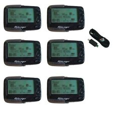 Programmable Alphanumeric Pager POCSAG Pager Emergency text Receiver and Cable