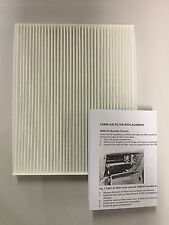 Set of 2: Cabin Air Filters For Hyundai Tucson 08790-2E010A CF1130 USA SHIPPER