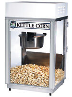 Gold Medal 2660KC Kettle Corn Popcorn Popper Machine