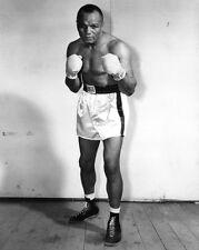 Boxing Champion 'JERSEY' JOE WALCOTT Glossy 8x10 Photo Pose Print Boxer Poster