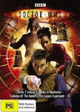 DOCTOR WHO Series 3 Vol 2 DVD R4