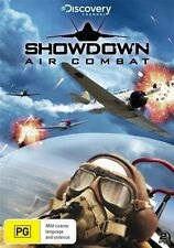 Showdown - Air Combat (DVD, 2011, 2-Disc Set)