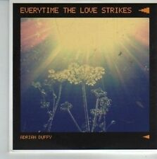(CW32) Adrian Duffy, Everytime The Love Strikes - 2012 DJ CD