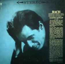 "CD BACH / GLENN GOULD - concerto f major, partita no.1 + 2 ""italian"", Japan-CD"