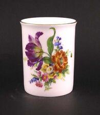 Porcellana tazza con manico Coppa Fiori viola Kämmer 11x8x10cm 9988392