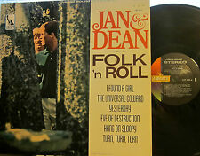 "► Jan & Dean - Folk 'n Roll (Liberty 7431)  (with ""The Universal Coward"")"