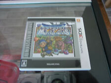 Used 3DS Ultimate Hits Dragon Quest Monsters: Terry's Wonderland 3D Import Japan