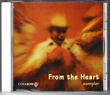 from the heart POR VARIOS Artists (CD, feb-1995, Corason) MEXICO & Caribe