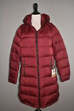 THE NORTH FACE NEW $289 Metropolis Parka III in Deep Garnet Red Medium