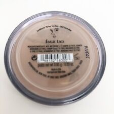 bareMinerals FAUX TAN LOOSE POWDER BRONZER New Full Size .85 Sealed