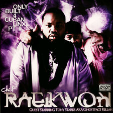 Raekwon - Only Built 4 Cuban Linx 2 (Vinyl 2LP - 2009 - US - Original)