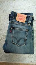 "Men's Levi 506 Standard Jeans Waist 30"" Leg 34"""