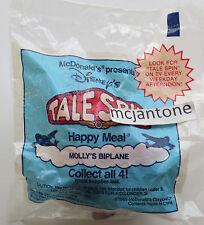 MIP McDonald's 1990 Tale Spin MOLLY BI-PLANE Disney PLANE Talespin CAKE TOPPER