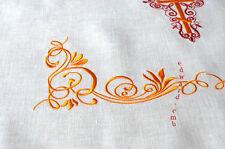 Gold ornament-1 Design für Stickmaschine HUS PES VIP Stickcomputer embroidery