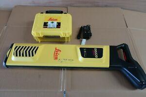 LEICA DD220 SMART LOCATOR & DA220 GENNY Cat And Genny Cable Avoidance Tool