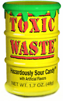 CAN OF TOXIC WASTE Wholesale RETRO SWEETS & CANDY