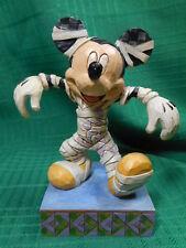 Jim Shore Disney  Happy Haunting  Mickey Mummy