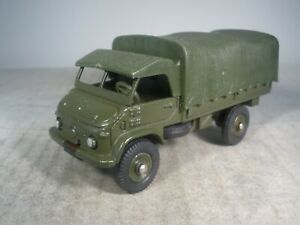Dinky toy MERCEDES UNIMOG TRUCK #804 BY FRENCH DINKY TOYS EXCELLENT CONDITION