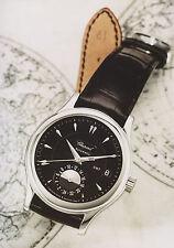 Pressefoto Chopard LUC 4 96 1 H1 GMT Uhr press photo watch montre D GB Foto Uhr