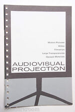 Kodak 1969 S-3 Audiovisual Projection Movie Slide Info Guide - English USED B60