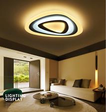 LED 3D Deckenlampe Leuchte 64W einstellbar Fernbedienung A++