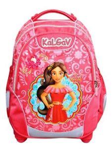 Disney Elena X-BAG School Backpack For Girls 6-14 Ages Elementary School