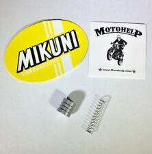 Genuine Mikuni HSR42 HSR45 Accelerator Pump Plunger & Spring TM36/60