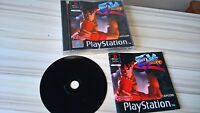 PS1 STREET FIGHTER EX PLUS a ALPHA Game Boxed COMPLETE Playstation ps2 ps3 PAL
