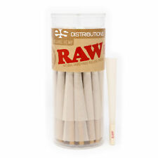 RAW Organic King Size Pre-Rolled Cones (50 Pack)