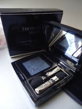 DIOR 386 blue denim DIORSHOW MONO WET & DRY BACKSTAGE EYESHADOW NEW IN BOX