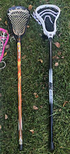 Nike Stx Youth Lacrosse Stick Lot Of 2 - Aero 10 Stx Size 41.5 Inch