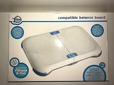GameOn Nintendo Wii Fit Compatible Balance Board - Brand New