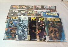 Preacher Comic Book Lot 5 6 7 9 11 14 15 16 17 18 19 20 21 22 23 Cassidy Tulip