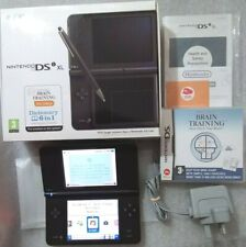 Nintendo DSi XL Dark Brown Handheld system