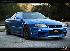 nissan R34 SKYLINE FULL BODY KIT /  NEW LOOK  BODY KIT BODYKIT