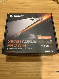 Gigabyte X570 I AORUS PRO WIFI 6, M-ITX, AM4, DDR4, PCIe 4.0, Dual M.2