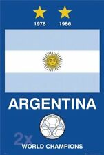 ARGENTINA world cup Maxi Poster 61x91.5cm SP0399