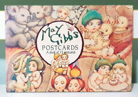 May Gibbs Postcards: A Book of 15 Postcards! Vintage 1990 Book!