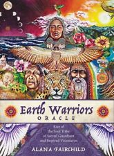 Earth Warriors Oracle Cards Blue Angel New Sealed