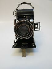 IHAGEE Auto Ultrix, Prontor II Gauthier G.m.g.H. Calmbach Germany folding camera
