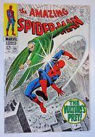 AMAZING SPIDER-MAN # 64 (Sept.1968) The Vulture's Prey - Marvel Comics