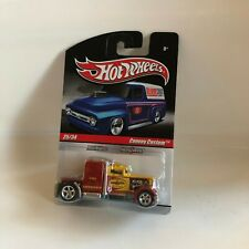 Hot Wheels Convoy Custom Delivery Pennzoil 25/34 Real Riders O12