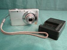 Panasonic Lumix DMC-FH5 16MP Silver Digital Camera w Charger & Battery #15