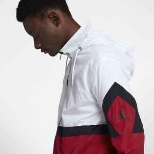 Nike Air Jordan Diamond Track Jacket Size M AQ2683-100