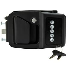Rv Electronic Door Lock Motor Home Door Lock Camper Door Lock